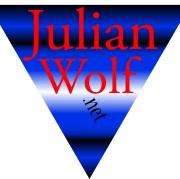Julian Wolf's logo